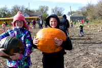 "K-6 Pumpkin Patch Palooza ""Thanks Heley's"""