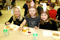 "K-1-2 Thanksgiving Feast ""Have a Great Thanksgiving!"""